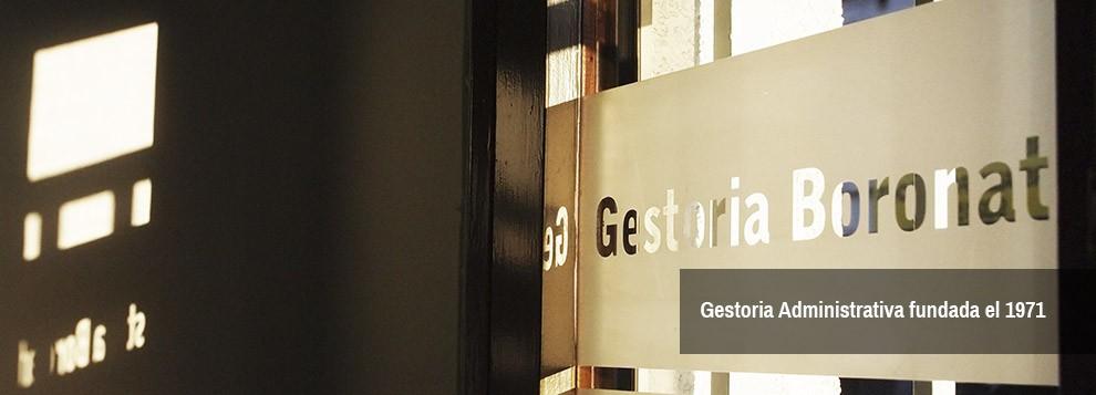 Gestoria Administrativa fundada el 1971