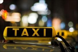 En el taxi, ¿cinturón si o no?