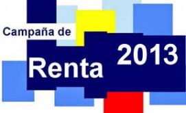 10 novedades Renta 2013